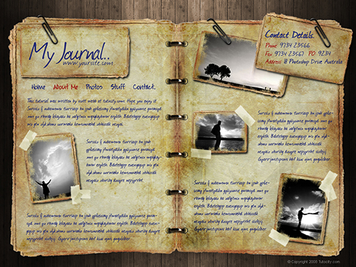 grundge-web-journal